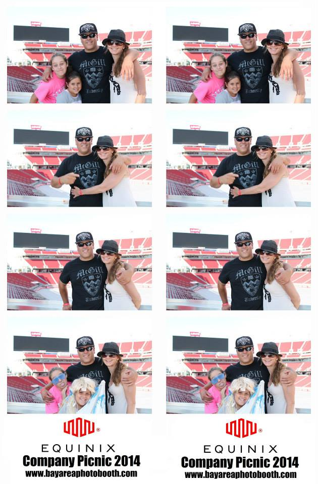LEVI STADIUM PHOTO BOOTH